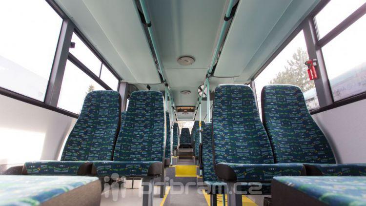 MHD v Příbrami posílí na podzim nový autobus