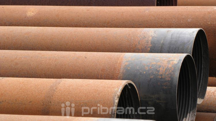 V Příbrami došlo k havárii kanalizační stoky, oprava vyjde na půl milionu