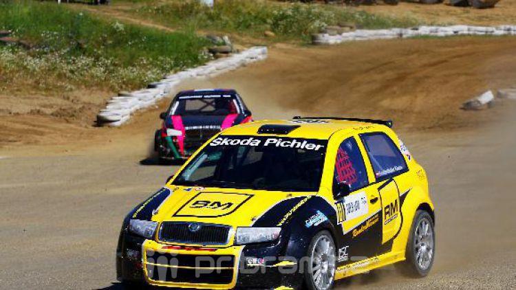 V Sedlčanech se pojede Mezinárodní mistrovství ČR v Rallycrossu