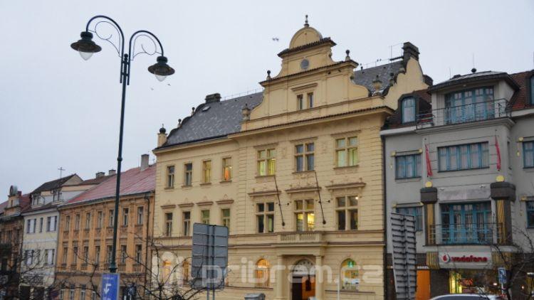 Knihovna příští týden oslaví 115. výročí