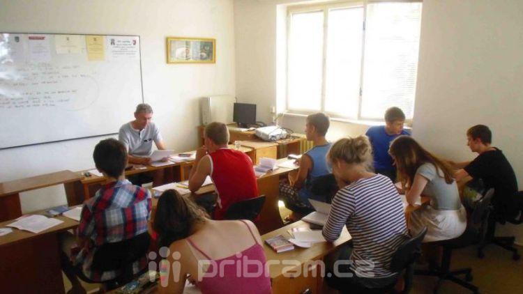 Letní škola Česko-Ruské společnosti uspořádala první směnu studentů