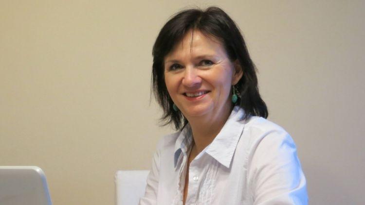 Hostem příštího chatu bude Irena Karpíšková z OHK Příbram