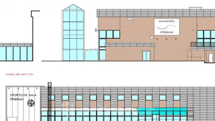 Město zateplí plavecký bazén a vybuduje zde nové vytápění