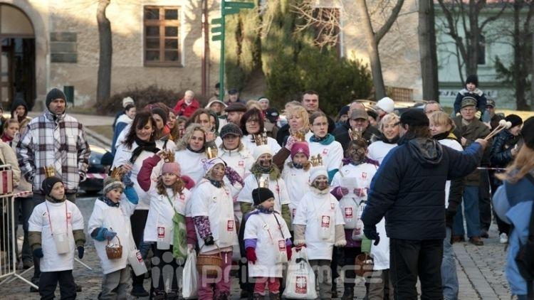 Tříkrálová sbírka letos přispěje na charitu v Příbrami