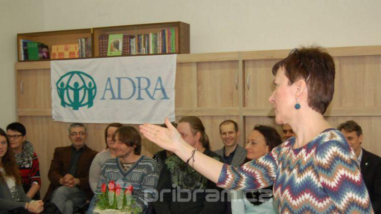 Adra v Příbrami otevřela Dobrovolnické centrum