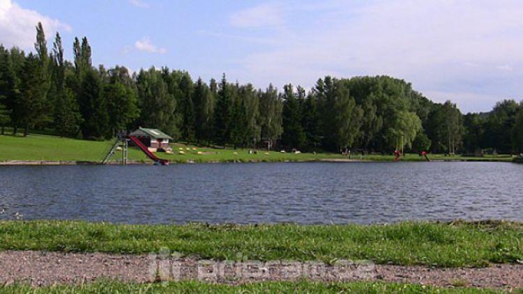 S pribram.cz k vodě - 1.díl - Rekreační areál Nový rybník