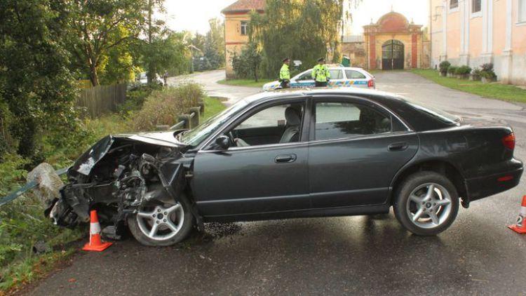 Nehodovost na Příbramsku roste, v červenci skončila jedna nehoda tragicky