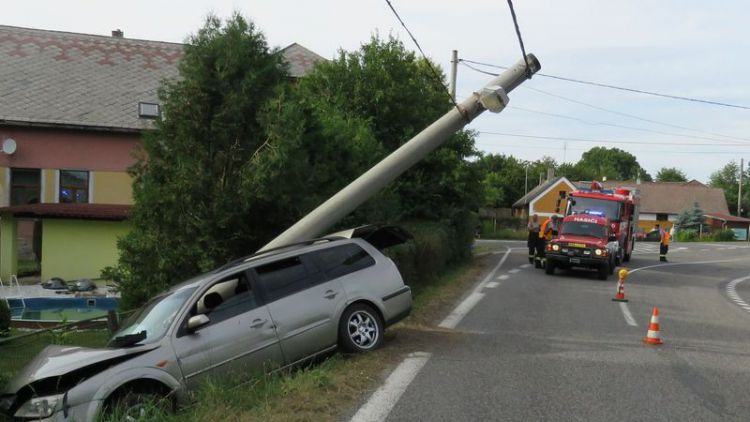 Během července zahynula na příbramských silnicích žena, 10 osob bylo těžce zraněno