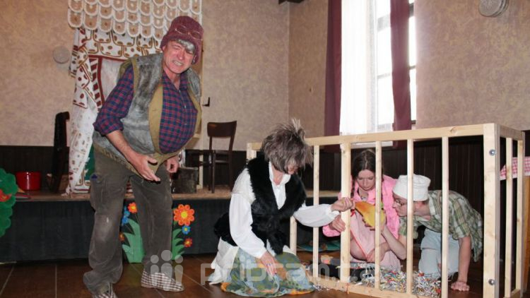 Lesní divadlo v Podlesí nabídne o víkendu pohádku i komedii