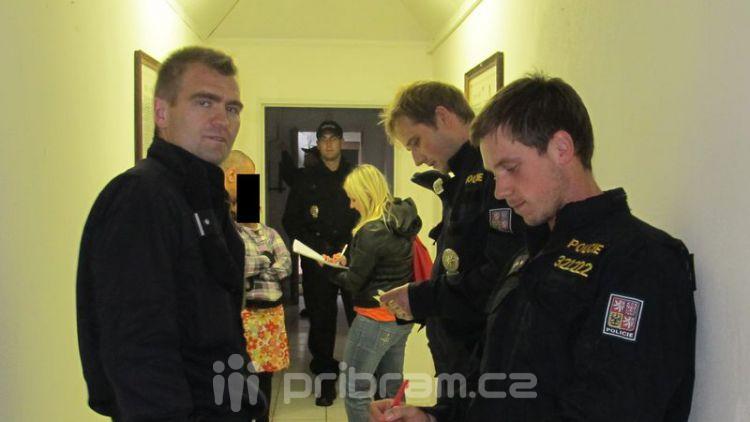 Policisté kontrolovali ubytovny, nezjistili žádný problém