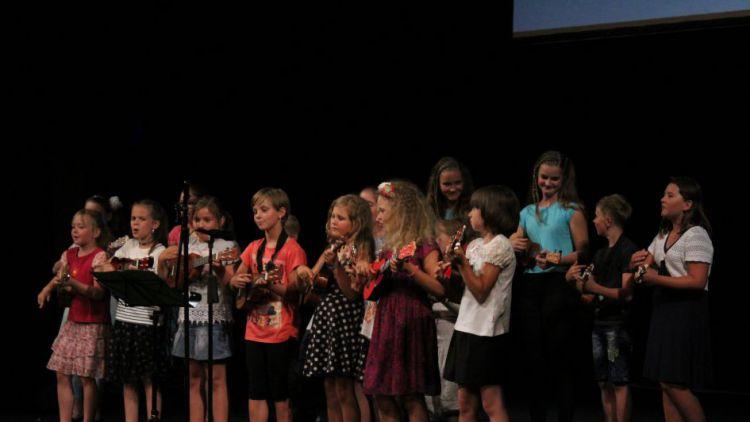 Základní škola Bratří Čapků ukončila školní rok již tradiční školní slavností
