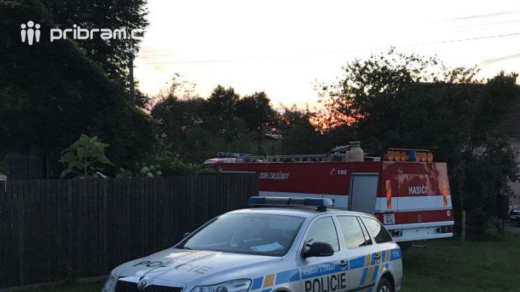 Aktuálně: Při pátrání po ztraceném muži nasadila policie vrtulník s termovizí