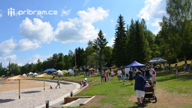 Příbram by se v budoucnu mohla dočkat rozšíření relaxační a volnočasové zóny v okolí Nováku