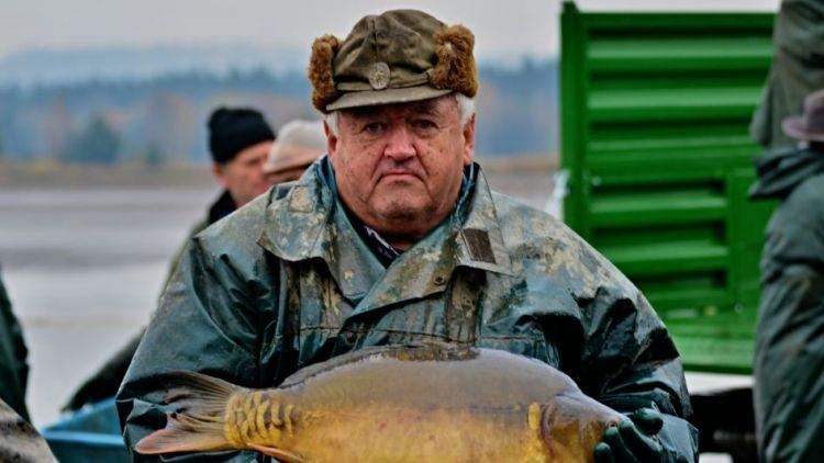 Dolejší Padrťský rybník byl pod útokem rybářů