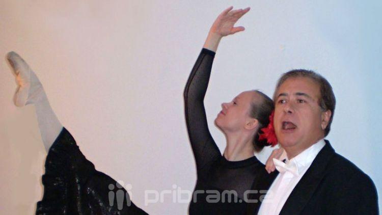 V Příbrami vystoupí italský tenorista Giancarla Ruggieriho