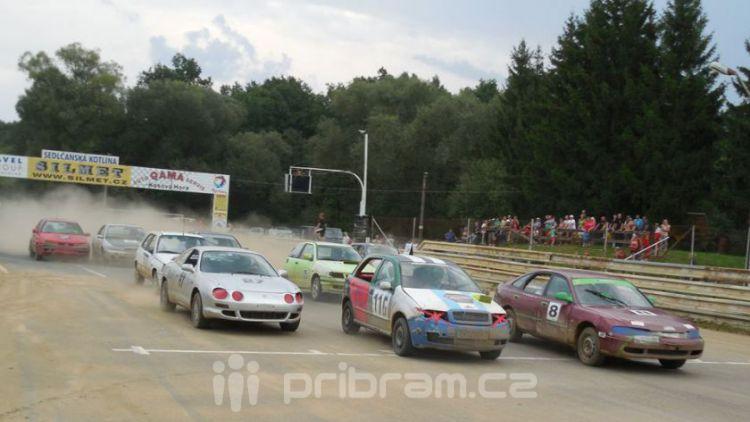 Hobby AutoRallyCross propukne v Sedlčanské kotlině již 1. listopadu