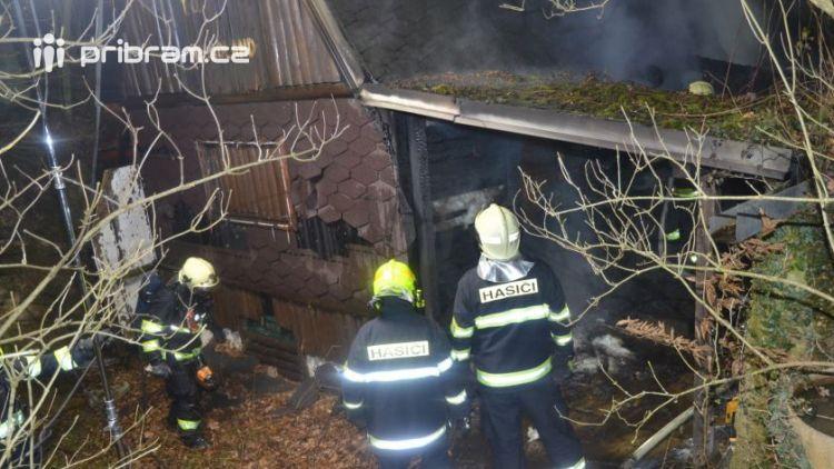 Silvestr a příchod roku 2018 z pohledu středočeských hasičů