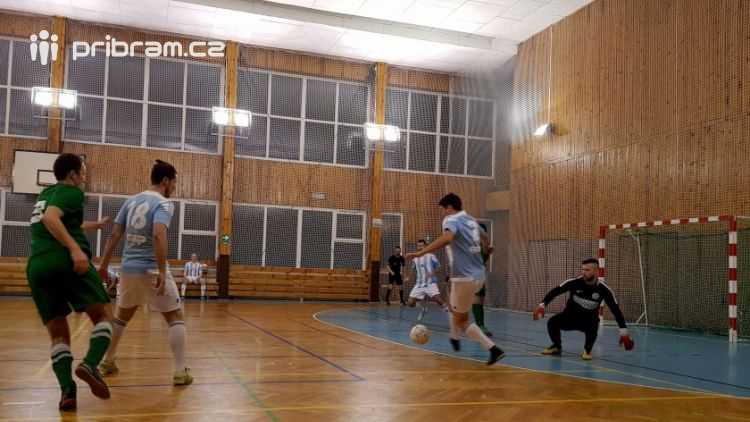 Celonárodní futsalová Divize A opět v Příbrami