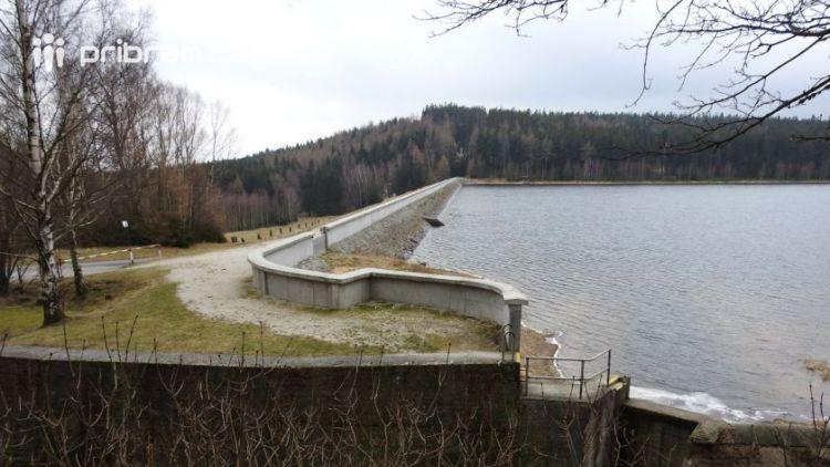 Vodní nádrž Pilskou v CHKO Brdy čeká oprava a VD Orlík dokonce dvě