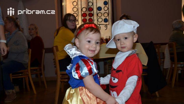 Čas – téma letošního dětského karnevalu Sokola Příbram