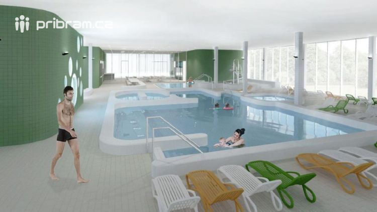 Zastupitelé rozhodli o rozsahu prováděcí dokumentace na rekonstrukci aquaparku