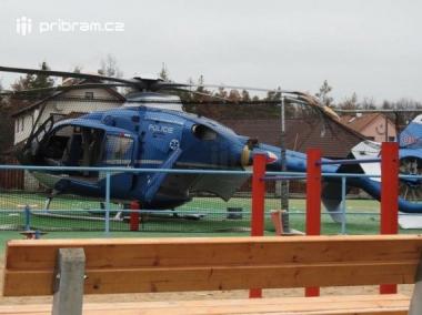 Policie by měla znát škodu na havarovaném vrtulníku do měsíce