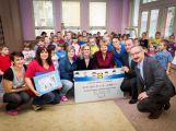 Lidl věnoval Mateřské škole v Jungmannově ulici dar ve výši 50.000 Kč