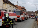 Milionovou škodu způsobila závada na elektroinstalaci