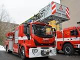 """Profesionální hasiči z Příbrami hledají kolegu na pozici """"vrchní inspektor – kontrolní činnost, stavební prevence"""""""
