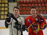 Nejrychlejším hokejistou Příbrami je Petr Kocík