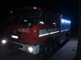 Právě teď: Hasiči vyjeli k nahlášenému požáru lesa u Příbrami
