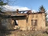 U Trhových Dušníků ráno vyhořel drážní domek
