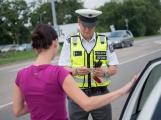 Řidiči nohu z plynu! Na stovkách nebezpečných míst budou dnes policisté měřit rychlost
