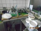 Středočeští hygienici si posvítili na restauraci Lidový dům v Zaječově