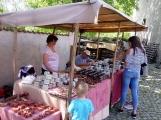 Včera mohli březničtí nakupovat na Podbrdském farmářském a řemeslném trhu