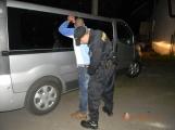 Policisté dopadli zloděje již při cestě na místo činu