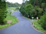 Silnice z Příbrami na Trhové Dušníky je již znovu otevřena