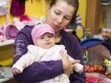 Maminka dvouměsíční Mariky si převzala výhru