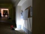 Setkání umělců na Svatohorských schodech bylo příjemným komorním zážitkem