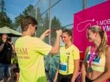 Dobrovolníci zvou kúčasti na olympijském běhu v Příbrami