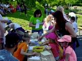 V Březnici si děti užily Dětský den