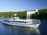 Od tohoto víkendu bude posílena lodní doprava na Orlíku