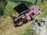 Právě teď: Došlo k dopravní nehodě se zraněním mezi Příbramí a Sedlčany
