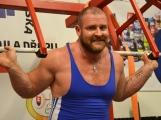 """Světový šampion v silovém trojboji přivezl do Příbrami další zlato z mistrovství Evropy. """"Závodit potřebuju"""""""