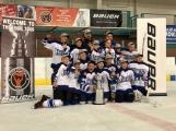Desetiletý Radek Jeník se zapsal jako člen vítězného týmu na Stanleyův pohár