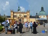 286. výročí korunovace milostné sošky Panny Marie Svatohorské