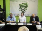 Ministr Chládek otevřel v Příbrami první fotbalovou akademii