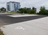 Pro příbramské řidiče i přespolní se otevírá další nové parkoviště u Drkolnova