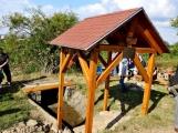 Zdabořská studánka byla slavnostně uvedena ve své nové upravené podobě za tónů kantáty Bohuslava Martinů