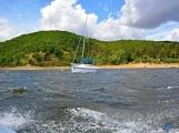 Na Orlíku se projevilo mírné zhoršení kvality vody
